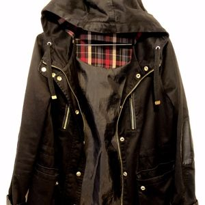 Topshop Black Jacket Size 2